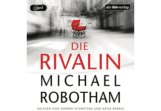 Die Rivalin - 1 MP3-CD - Krimi/Thriller
