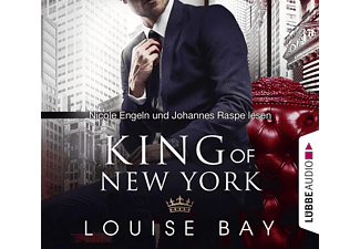 King of New York - 4 CD - Roman