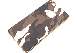 26773 TPU Case Army Backcover Huawei P10 Lite Kunststoff