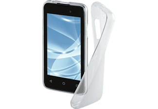 HAMA Crystal Backcover Wiko Sunny 2 Plus Thermoplastisches Polyurethan Transparent