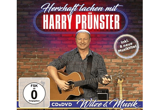 Pruenster Harry - Herzhaft lachen mit Harry Prün - (CD + DVD Video)