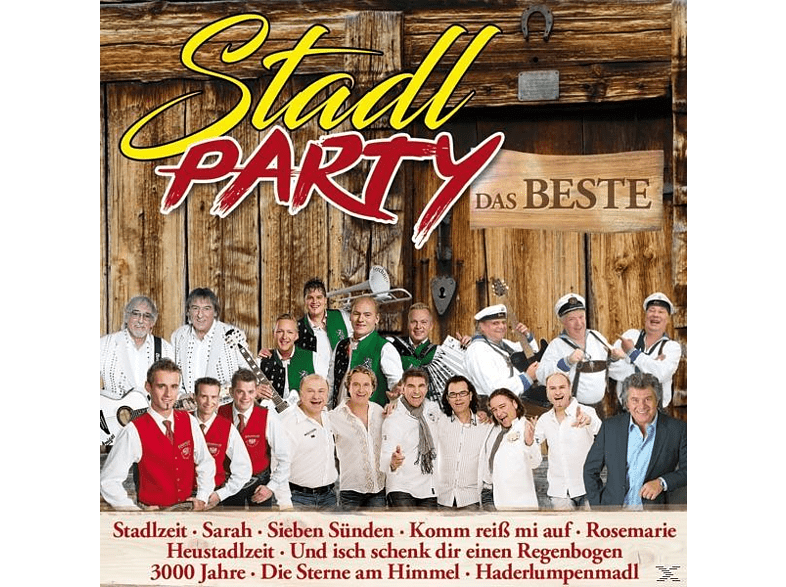 VARIOUS - Stadlparty-Das Beste-30 St [CD]