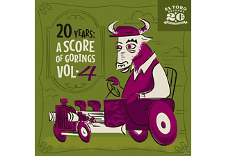 VARIOUS - 20 Years-A Score Of Gorings Vol.4 - (Vinyl)