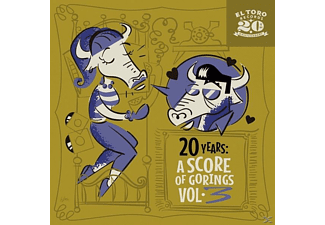 VARIOUS - 20 Years-A Score Of Gorings Vol.3 - (Vinyl)