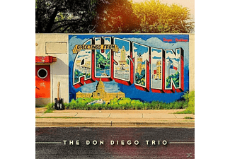 The Don Diego Trio - Greetings From Austin - (CD)
