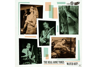 The Real Gone Tones - Watch Out! EP - (Vinyl)