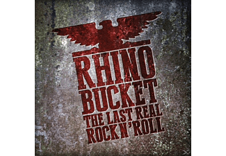 Rhino Bucket - The Last Real Rock N'Roll (Yellow) - (Vinyl)