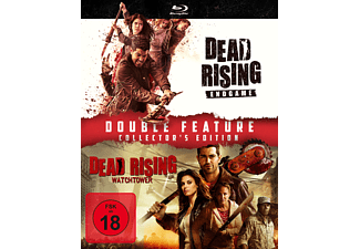 DEAD RISING - Double Feature - (Blu-ray)