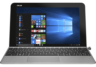 ASUS Transformer Mini, Convertible mit 10.1 Zoll, 128 GB Speicher, 4 GB RAM, x5 Prozessor, Windows 10 (64 bit), Slate Grey