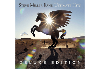 Steve Miller Band - Ultimate Hits (2LP) - (Vinyl)