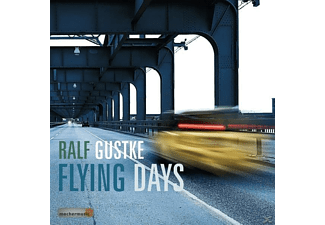 Ralf Gustke - Flying Days - (CD)