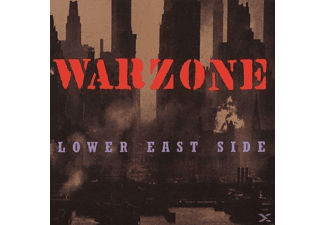 Warzone - Lower East Side (Ltd.Solid Red Vinyl) - (Vinyl)