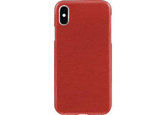 ARTWIZZ Leather Clip iPhone X Handyhülle, Rot