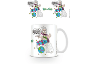 PYRAMID INTERNATIONAL Rick and Morty Tasse El Ricko  Merchandise, white