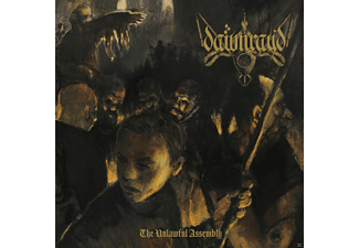 Dawn Ray'd - The Unlawful Assembly - (CD)