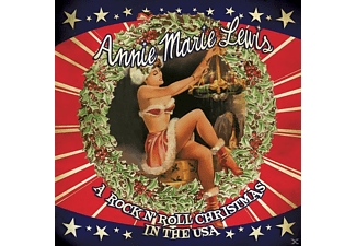 Annie Marie Lewis - A Rock N' Roll Christmas In The USA - (CD)