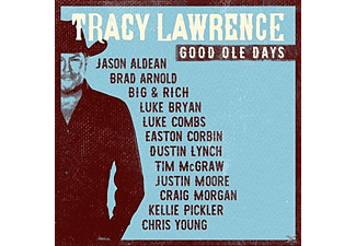 Tracy Lawrence - Good Ole Days - (CD)