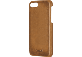 BUGATTI Snap Case Handyhülle, Apple iPhone 7, iPhone 8, Braun