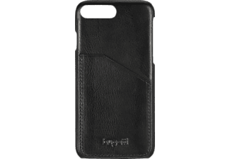 BUGATTI Snap Case iPhone 7 Plus, iPohne 8 Plus Handyhülle, Schwarz