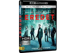 Eredet (4K Ultra HD Blu-ray)
