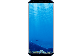 SAMSUNG Galaxy S8+, Smartphone, 64 GB, 6.2 Zoll, Coral Blue