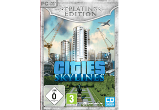 PC - Cities: Skylines Platin Edition /D