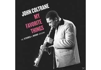John Coltrane - My Favorite Things-The Stereo & Mono Versions - (CD)