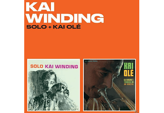 Kai Winding - Solo+Kai Ole - (CD)