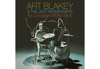 Art Blakey and the Jazz Messengers - The Complete Three Blind Mice+3 Bonus - (CD)