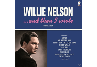 Willie Nelson - And Then I Wrote (Ltd.180g Vinyl) - (Vinyl)