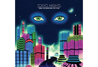 VARIOUS - Tokyo Night-Female J-Pop Boogie Funk 81-88 - (CD)