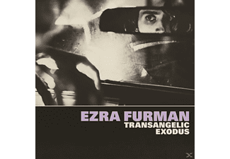 Ezra Furman - Transangelic Exodus - (LP + Download)