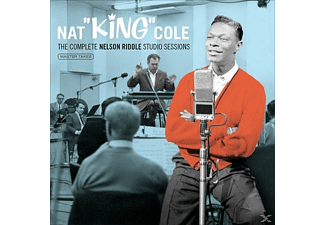 Nat King Cole - The Complete Nelson Riddle Studio Sessions - (CD)
