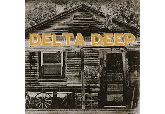 Delta Deep - Delta Deep (Re-Release) (Ltd.Gatefold/Black Vinyl) - (Vinyl)