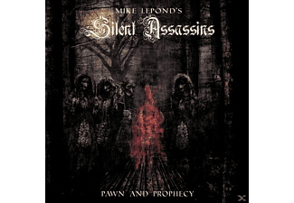 Mike Leopold's Silent Assassins - Pawn Aand Prophecy (Ltd.Gatefold/Black Vinyl) - (Vinyl)