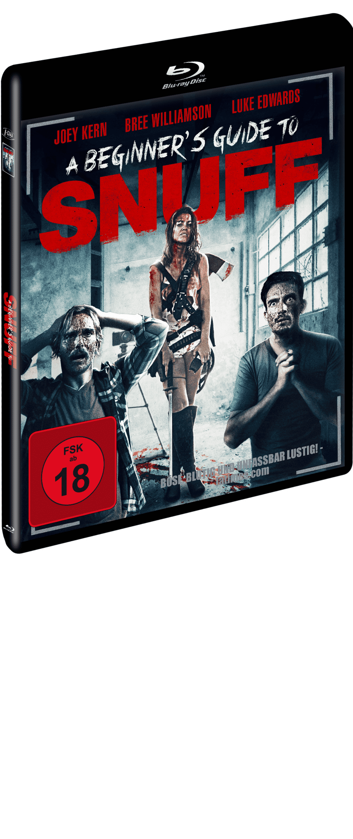 A Beginner´s Guide to Snuff auf Blu-ray