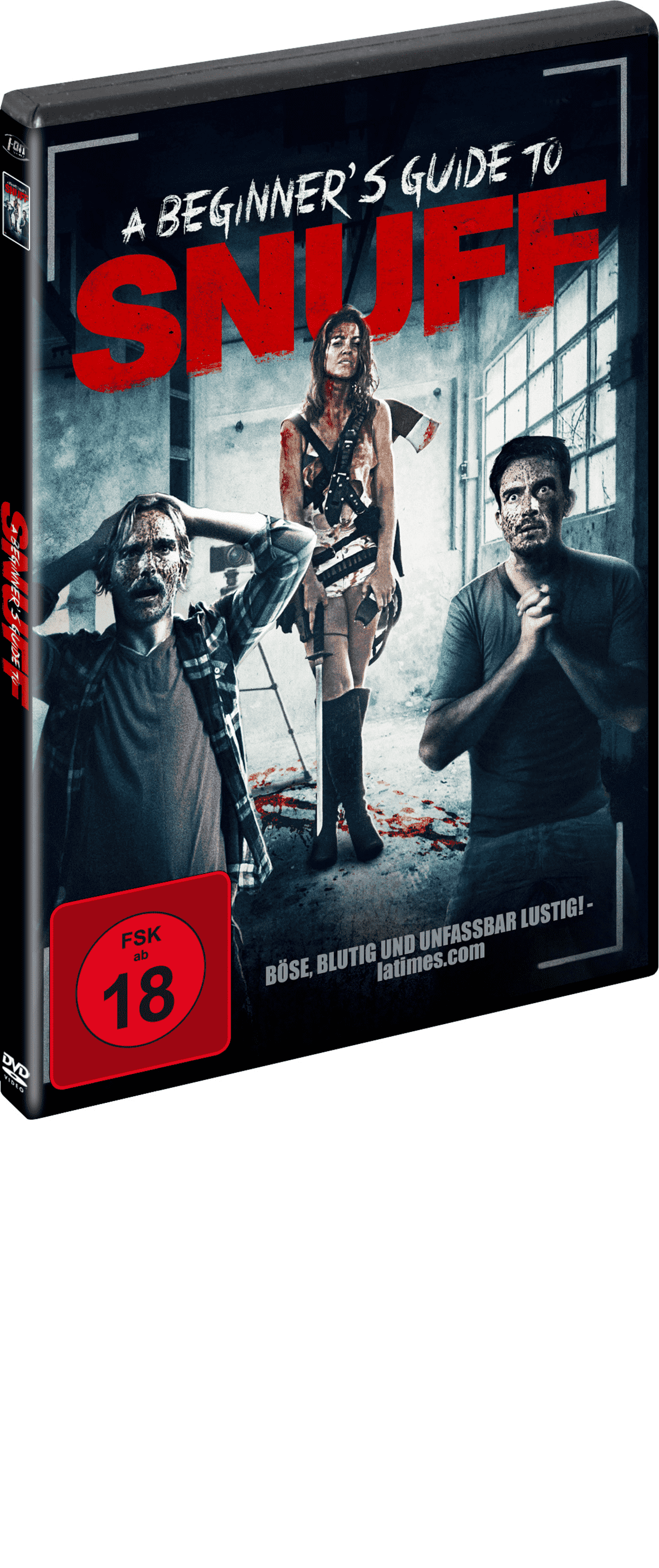 A Beginner´s Guide to Snuff auf DVD