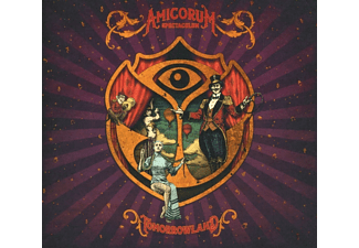 VARIOUS - Tomorrowland-Amicorum Spectaculum (2CD Edition) - (CD)