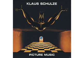 Klaus Schulze - Picture Music (Remastered 2017) - (Vinyl)
