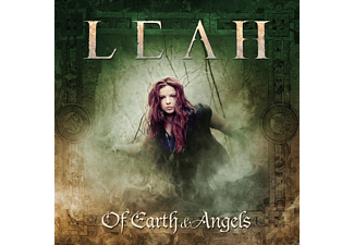 Leah - Of Earth & Angels LP - (Vinyl)