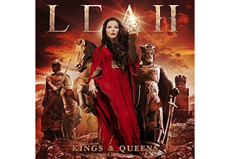 Leah - Kings & Queens LP - (Vinyl)