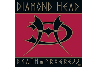 Diamond Head - Death And Progress (Vinyl) - (Vinyl)