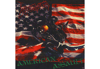 Venom - American Assault (Colored Vinyl) - (Vinyl)