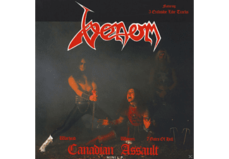 Venom - Canadian Assault (Vinyl) - (Vinyl)