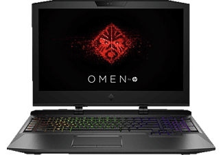 HP Omen X 17-ap030ng, Gaming Notebook mit 17.3 Zoll Display, Core™ i7 Prozessor, 32 GB RAM, 1 TB HDD, 256 GB SSD, GeForce GTX 1080, Schwarz