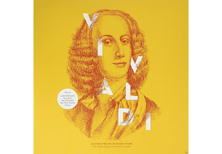 Antonio Vivaldi - The Masterpieces Of - (Vinyl)