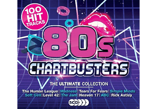 VARIOUS - 80s Chartbusters - (CD)