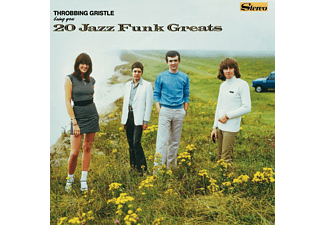 Throbbing Gristle - 20 Jazz Funk Greats - (LP + Download)