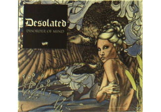 Desolated - Disorder Of Mind - (CD)