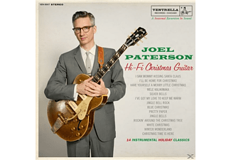 Joel Paterson - Hi-Fi Christmas Guitar - (CD)
